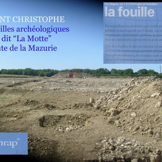 FOUILLE VUE chantier S7301442