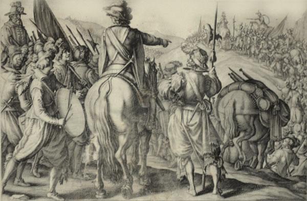 Les clermont et la guerre de 100 ans